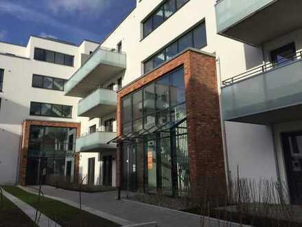 Moderne Wohnung im Erdgeschoss!
