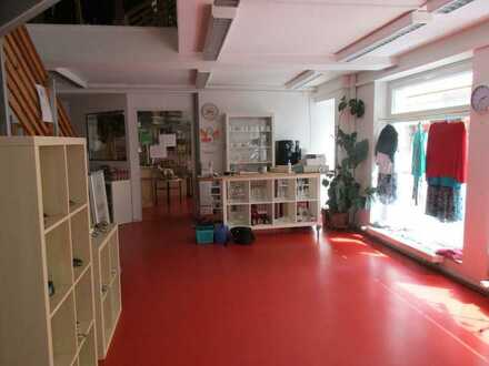 Horb - Zentrumslage Ladenetage, best vermietet...