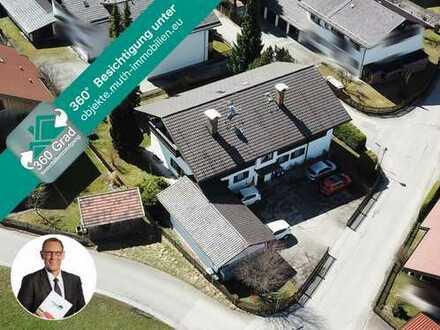 KAPITALANLAGE mit Erweiterungspotential. Mehrfamilienwohnhaus auf 947 m² Eckgrundstück.