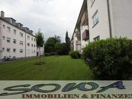 4 Zimmer Wohnung im Erdgeschoss in Top Lage in Ingolstadt - Haunwöhr - Ein neues Zuhause von SOWA...