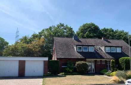 Familienfreundliche Doppelhaushälfte im grünen Neuss-Gnadental von privat zu vermieten