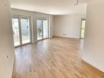 Erstbezug! 4-Zimmer-Wohnung in Memmingen nähe Krankenhaus zu vermieten!