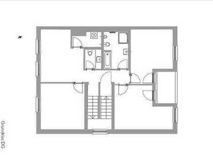 Darmstadt Paulusviertel - Moderne 5 Zimmer Komfort-Wohnung