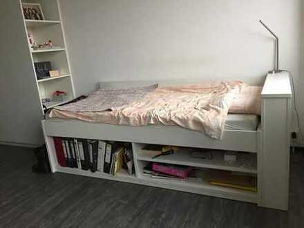 Appartement im Studentenwohnheim, komplett renoviert, zentral