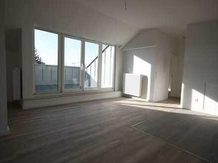 Neue 2 Zimmergachgeschosswohnung in Köln Mülheim mit Dachterrasse -keine WG-