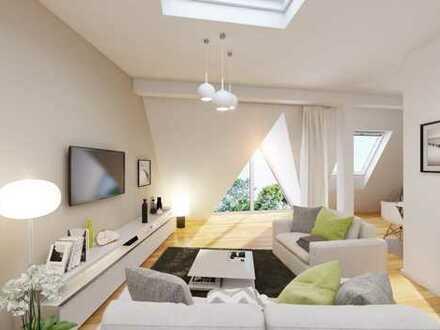 Neubau-Dachgeschoß-Wohnung im Wilhelmstadt-Kiez (Spandau) - Besichtigungen am 20. und 24. Juli