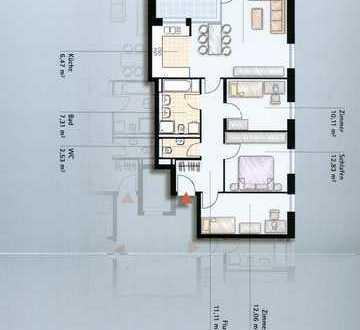 4-Zimmer-Wohnung Böblingen Flugfeld