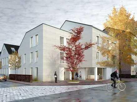 Zentral und doch ruhig - Lichtdurchflutete DG-Wohnung mit zwei Dachterrassen