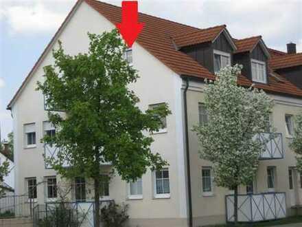 3-Zimmer-Dachgeschosswohnung zum Top-Preis