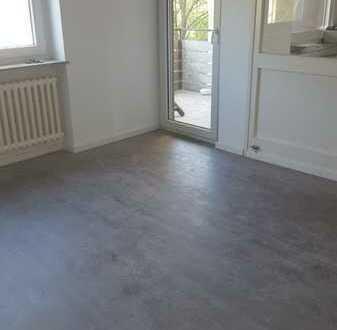 renovierte 3-Zi-Wohnung in ruhiger Lage