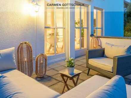 Ammerland am Starnberger See - Herrliche Doppelhaushälfte mit sonnigem Garten