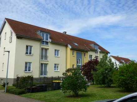 Nette Mieter gesucht- gepflegte Wohnung mit Balkon, Laminat und Einbauküche!