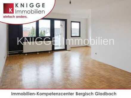 Helle 3-Zimmer-Wohnung mit Balkon im Zentrum von Rodenkirchen
