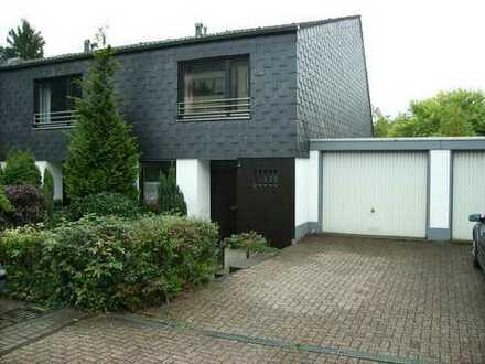 Wohnliches Reihenendhaus mit Garage und Garten