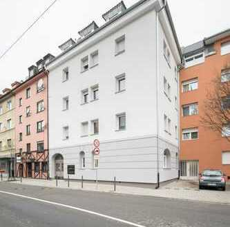 TOP! Renovierte 3 Zi. Wohnung im neu sanierten Haus