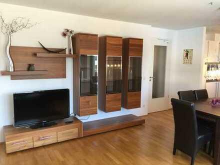 Neuwertige, helle 3-Zimmer-Wohnung in ruhiger Lage mit West Balkon und super Verkehrsanbindung