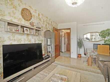 AB SOFORT FREI! 2 –Zimmerwohnung mit einer Wohn- / Nutzfläche von 62 qm in Forstenried.