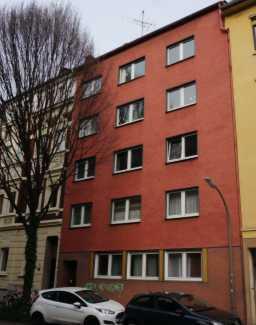 Gerichtsviertel, helle sanierte vier Zimmer Wohnung