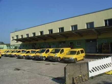 Logistikzentrum sucht neuen Eigentümer