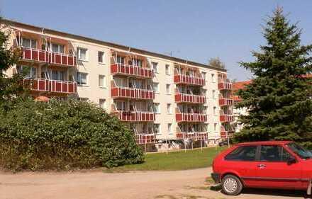 2-Raum-Wohnung in Brüel, Feldstraße 30