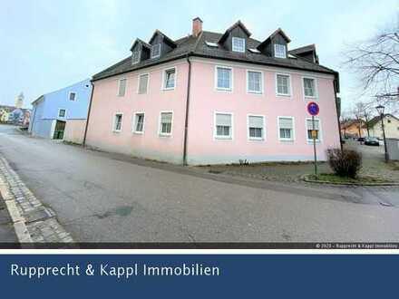 Attraktive 2-Zimmer-Eigentumswohnung mit Stellplatz und Einbauküche in Burglengenfeld