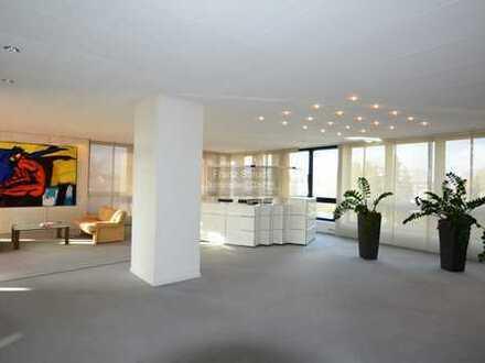 Büroflächen in TOP gepflegtem Gewerbeanwesen in Mühlheim/Main