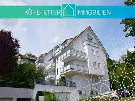 Traumhafte 2 Zi.-Whg. in ruhiger, attraktiver Wohnlage von Tübingen!