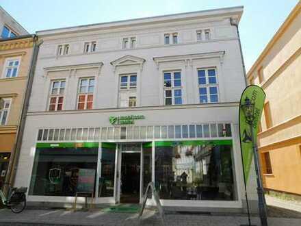 ANLAGEOBJEKT  Vollvermietetes Wohn- und Geschäftshaus im Herzen von Perleberg