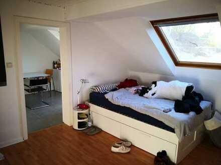 Gemütliche und geräumige 1-Zimmer-DG-Wohnung in Nähe Poppelsdorfer Schloss