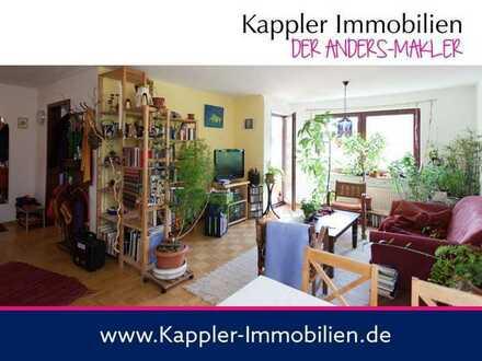 2,5 Zimmer-Wohnung mit Garten in Aussichtslage von Murrhardt-Alm I Kappler Immobilien
