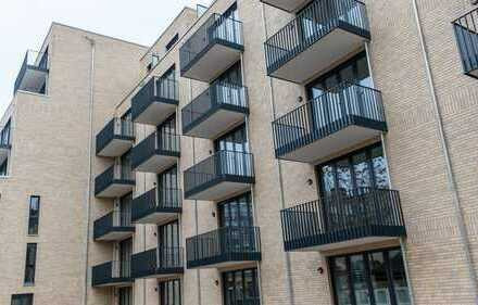 HOMESK - Erstbezug! 2-Zimmer Neubauwohnung mitten im Kiez