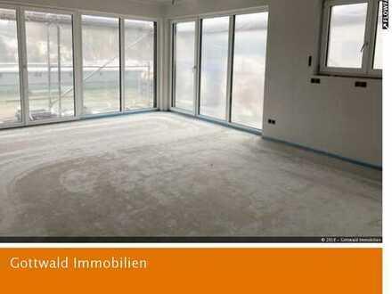 Esslingen Sulzgries: Neubau 4,5-Zimmer-EG-Wohnung in Aussichtslage mit großer Terrasse!