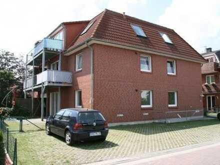 IM HERZEN VON GRASBERG! Moderne 3 Zi.-DG-Whg. + Balkon in kleiner Wohnanlage......