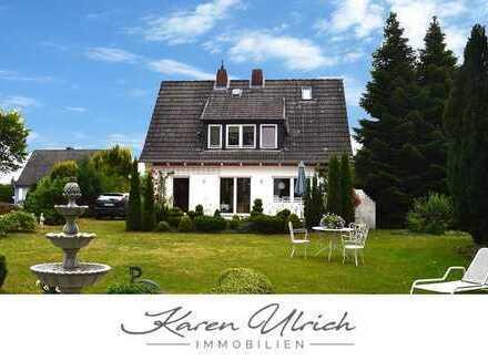 Sonne pur - Anlageimmobilie mit Traumgarten in Wistedt