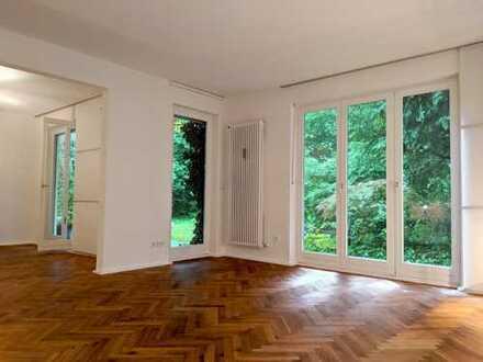 3,5 Zimmer Wohnung mit Garten in Nymphenburg