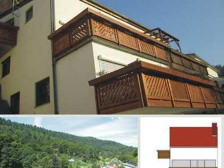 HD-Ziegelhausen / außergewöhnliche DHH in ruhiger & naturnaher Hanglage mit wundervollem Ausblick