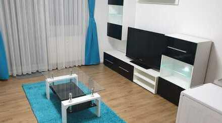 Renovierte und vollmöblierte 1-Zimmer-Wohnung in zentraler Lage in Sindelfingen - Erstbezug