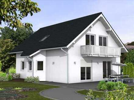 Neubau Villa Massiv. Planung frei