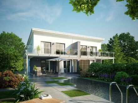 Ein tolles Grundstück in Georgenborn, zwei Häuser = EIN PAKET: Mit Freunden gemeinsam Bauen