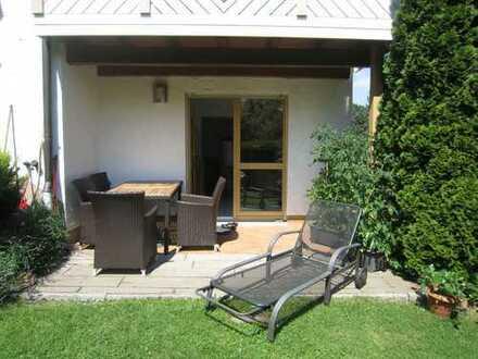 Charmante 3- Zimmerwohnung in Aystetten mit Terrasse und Gartenmitbenutzung