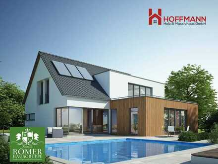 """Top """"Römer""""-DHH/EFH, KFW55, schlüsself., incl. Grundstück Einzug in 8 Monaten!!"""