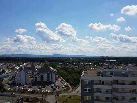 Helle 4-Zimmer-Wohnung mit Balkon in Limburgerhof