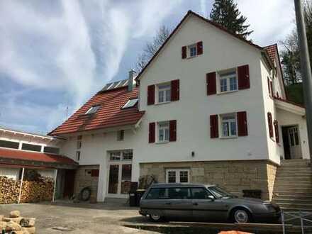 Vollständig renoviertes 5-Zimmer-Bauernhaus in Neckartenzlingen