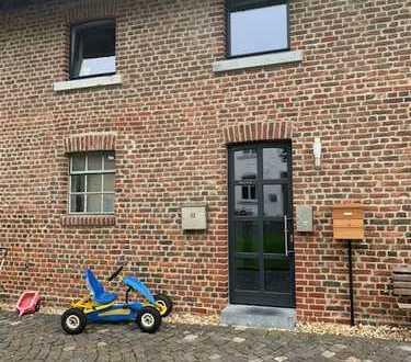 Wohnung mit Charme, loftartig in denkmalgeschützter Anlage