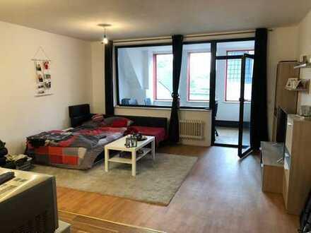 1 ZKB- Wohnung mit Loggia in Innenstadtlage