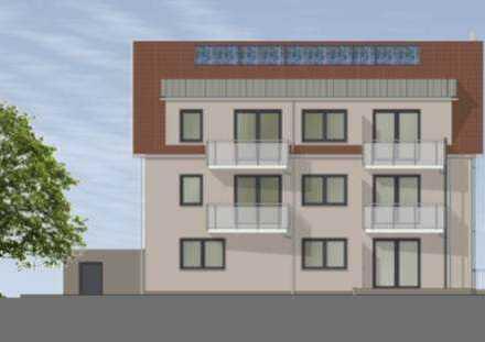 Sonnige 3,5-Zimmer-DG-Wohnung mit Balkon in Dettingen