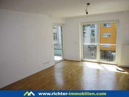 2 ZKB mit Einbauküche und Balkon im Lanzgarten