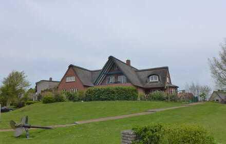 Elbblick: Großzügiges Reetdachanwesen auf weitläufigem Grundstück mit 2 Einliegerwohnungen