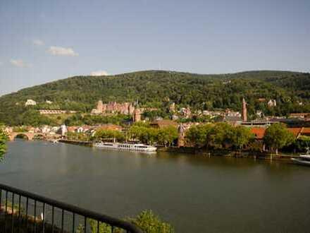 Wohnen in bester Lage am Neckar mit Schloßblick