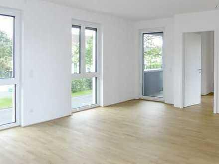 3-Zimmer-Neubauwohnung in Neu-Isenburg, 2 Balkone